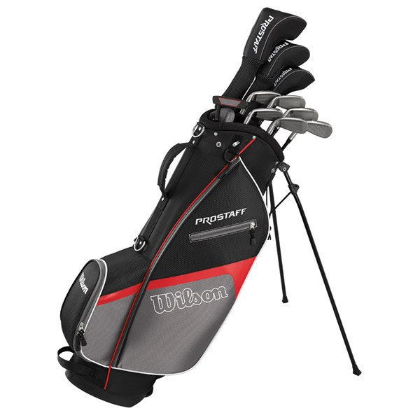 Wilson Mens Prostaff HDX Golf Package Set (Graphite Shaft) 2018