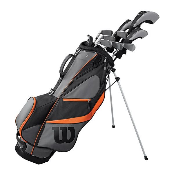 Wilson Mens X-31 Package Set (Steel/Graphite) 2020