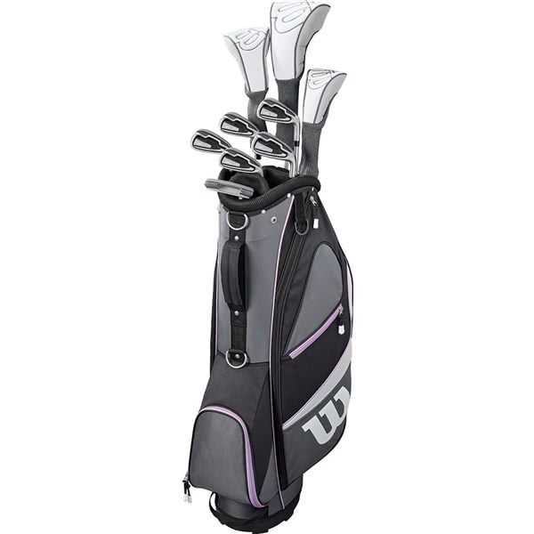 Wilson Ladies X-31 Package Set (Graphite Shaft) 2020