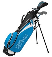 Wilson Junior Prostaff HDX Blue Golf Package Set  5-8 Years
