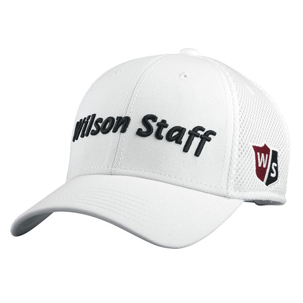 Wilson Staff Junior Tour Mesh Cap