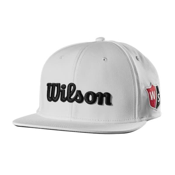 80dad752bfc Wilson Staff Flat Brim Cap. Double tap to zoom. 1 ...
