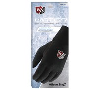 Wilson Staff Winter Golf Gloves 2015 (Black)