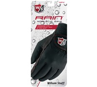 Wilson Staff Rain Golf Gloves 2015 (Black)