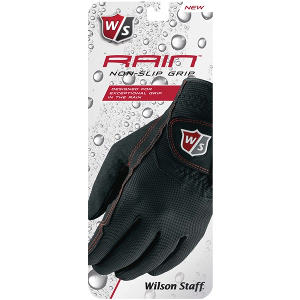 Wilson Staff Mens Rain Golf Gloves (Pair)