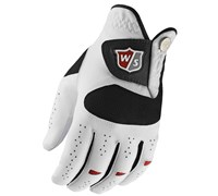 Wilson Staff Dual Performance Gloves (White)