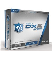 Wilson Staff Ladies DX2 Soft Golf Balls  12 Balls