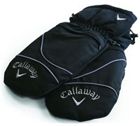 Callaway Golf Thermal Mittens 2015 (Black)