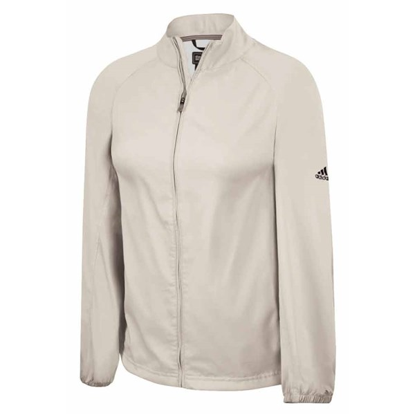 Adidas Ladies Climaproof Wind Full-Zip Jacket