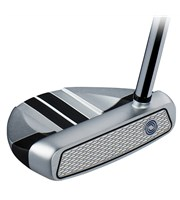 Odyssey Works Tank Cruiser V-Line Putter with Superstroke Grip