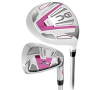 Wilson Ladies X-31 Package Set 2015  Graphite Shaft
