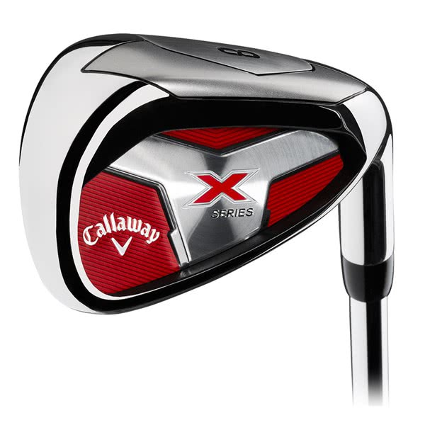 Callaway X Series Irons (Steel Shaft) 2018