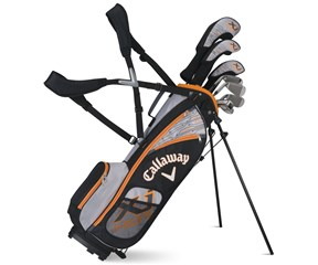 Callaway Junior Boys XJ Hot Package Set  9-12 Years