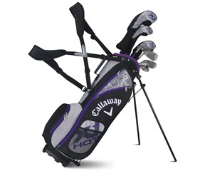Callaway Junior Girls XJ Hot Package Set  5-8 Years