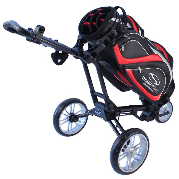 Stewart Golf Z1 Push Trolley