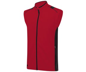 Adidas Mens Climaproof Stretch 3-Stripes Wind Vest