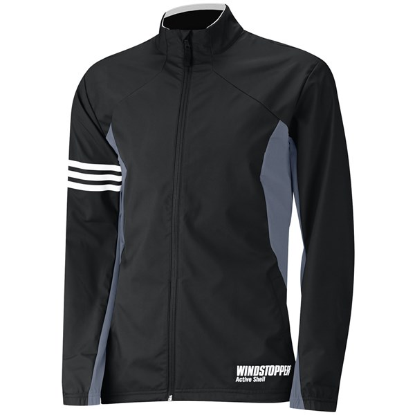 adidas Mens Gore-Tex Windstopper Full Sleeve Jacket