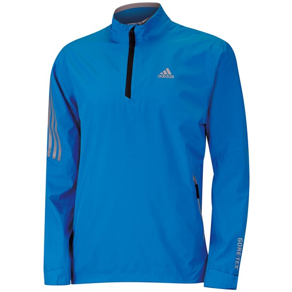 adidas Mens Gore-Tex Two Layer Half Zip Jacket