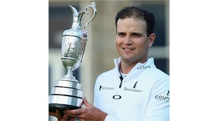 Zach Johnson to Introduce the Claret Jug to his Green Jacket