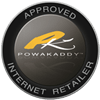 PowaKaddy Authorised Online Retailer