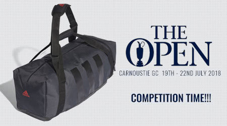 Competition Time – Guess the 2018 Open Champion to Win