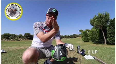 Difference between a Driver and Iron Swing