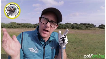 Hip Movement - Golf Lesson by Mark Crossfield