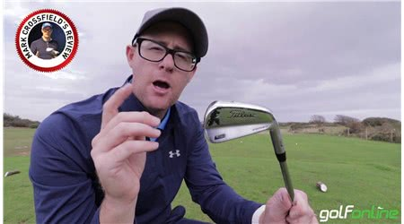 Titleist 718 MB Irons Review by Mark Crossfield