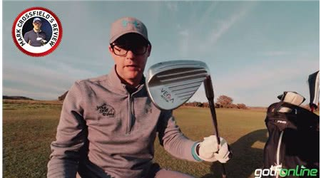 Vega Alcor Satin Wedge Review by Mark Crossfield
