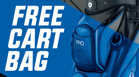 Motocaddy 2018 Summer Free Bag Promotion is here...