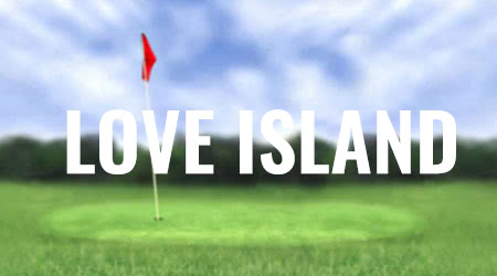 Ian Poulter ❤️'s Love Island and Twitter goes Mental!!!
