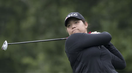 Ariya Jutanugarn wins the Ladies Scottish Open to regain World #1