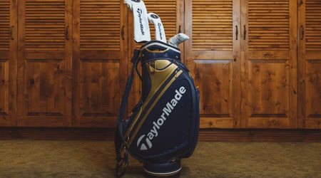 Chance to win a Limited Edition PGA Championship Tour Staff Bag