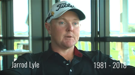 Australian Golfer Jarrod Lyle Dies at 36 after Brave Leukemia Fight