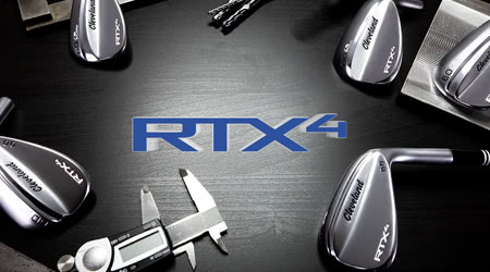 The New Cleveland RTX 4 Wedges – Made for Tour