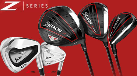 The Srixon Z Series has Arrived and Promises Stronger is Faster
