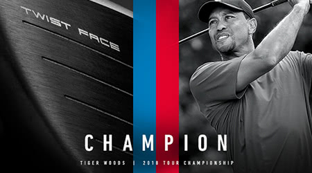Epic Sunday as Tiger Woods Garners 80th Win at Tour Championship