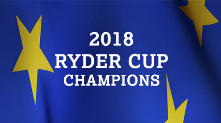 Europe brings home the Ryder Cup after Thrashing the USA