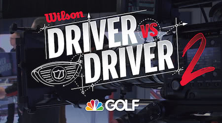 Driver vs. Driver 2 – Watch 14 Designs Battle to become Wilson's next Big Driver