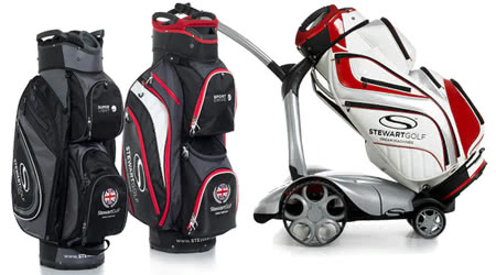 Free Stewart Golf Cart Bag