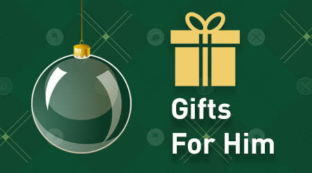 Holiday Gift Guide – For Him