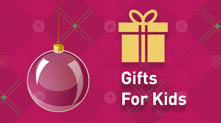 Holiday Gift Guide – For the Kids