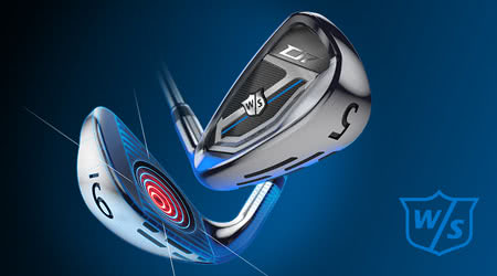 Wilson Staff unveils their new D7 Irons
