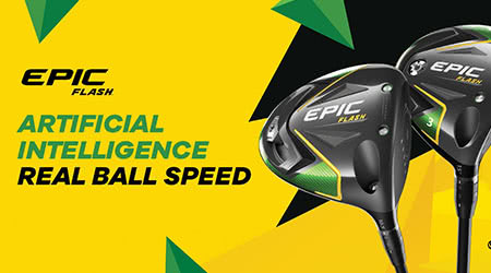 Callaway Epic Flash Woods - The Future is Now