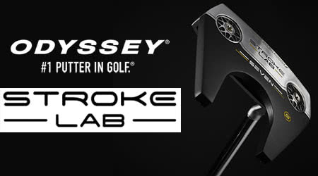 The Odyssey Stroke Lab putters are here and ready to transform your short game