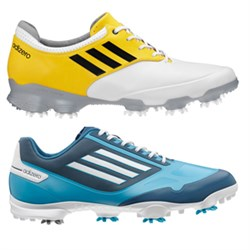 Adidas Looks to Ease Doubts over Adizero Golf Shoes