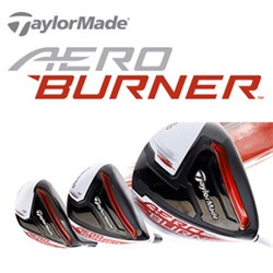 TaylorMade's AeroBurner Family Boasts Breakthrough Aerodynamics