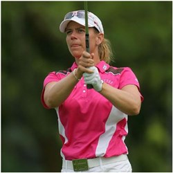 Annika Sorenstam Helps Grow the Game at the Inaugural FBM Ladies Open