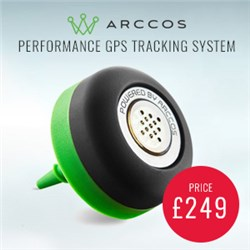 Arccos 360 Shot Tracking System review by Mark Crossfield and GolfOnline