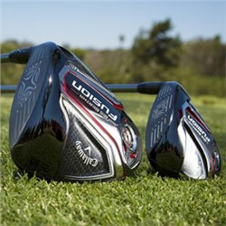 Big Bertha Fusion – Callaway's Most Forgiving Metal Woods